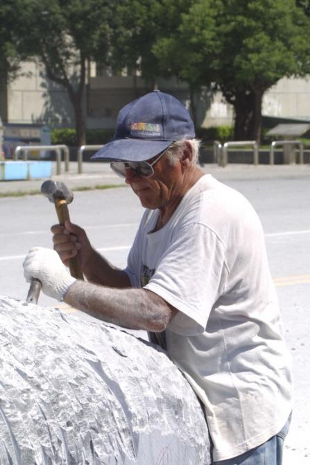 2001石雕藝術季