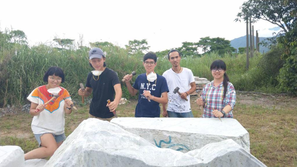第三屆「石雕藝術營人才培訓計畫」7/4開訓