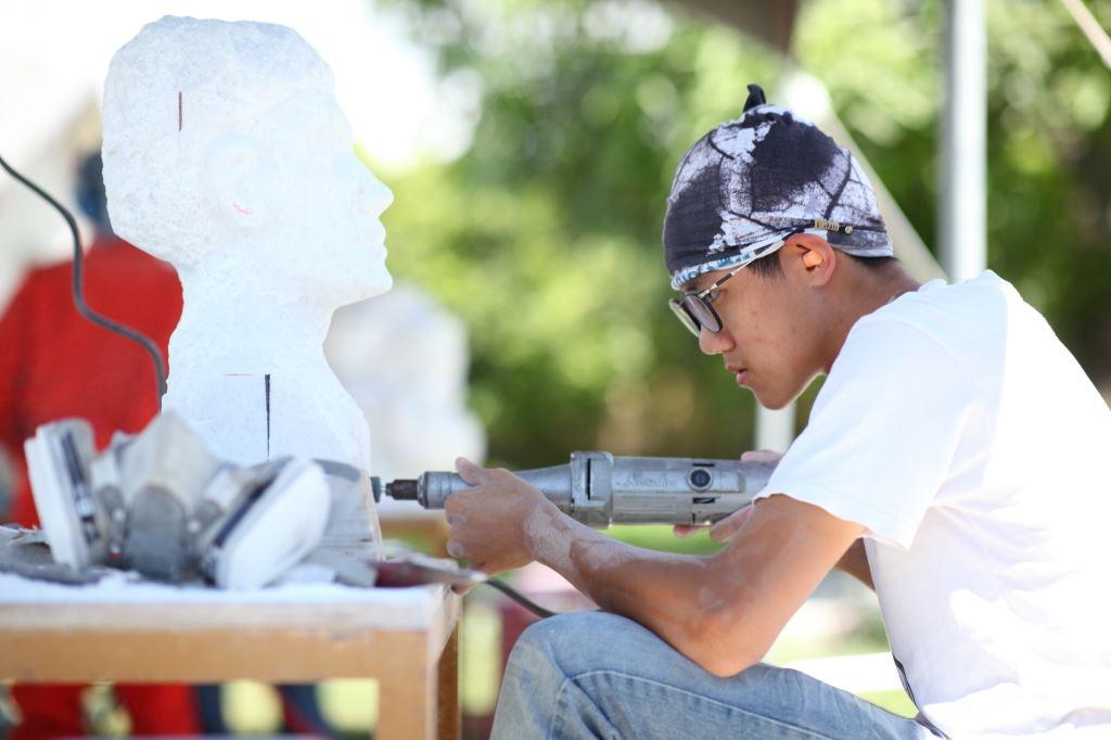 2018石雕藝術營人才培訓計畫