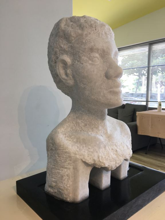 「2018石雕藝術營人才培訓計畫」成果展