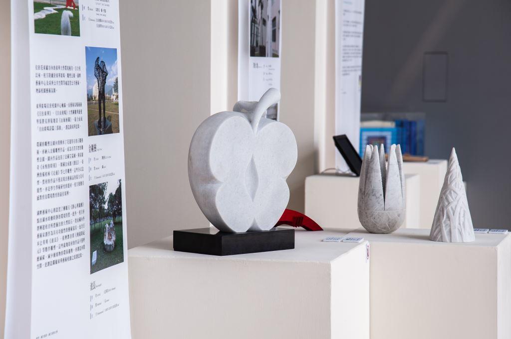 東華大學公共藝術作品模型_雕塑公園