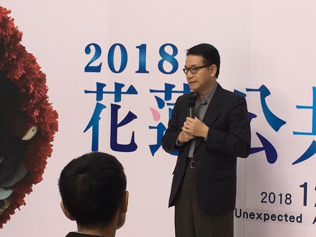 審議委員熊鵬翥執行長致詞