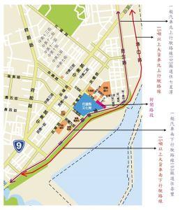 「2020年花蓮國際石雕藝術季」戶外創作營10月12日至11月29日周邊文苑路進行交通管制