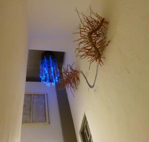 《植物生命形態創作實驗作品NO.2-移接》,作者:陳雅玲