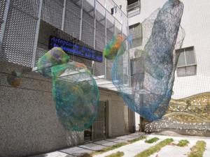 《石頭飄飄》,作者:魯碧‧司瓦那